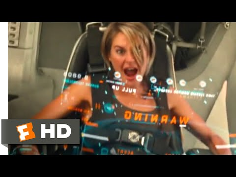 The Divergent Series: Allegiant (2016) - Stealing the Hovercraft Scene (6/10) | Movieclips Mp3