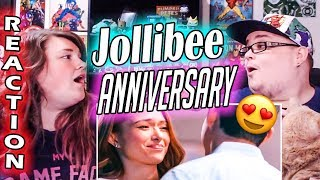 Kwentong Jollibee Valentine Series 2019: Anniversary REACTION!! 🔥