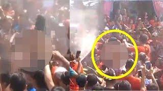 Polisi Sudah Tetapkan Dua Tersangka Acara Tarian Erotis di Pantai Kartini Jepara