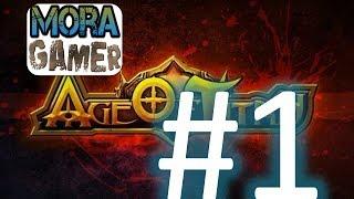 Game Play de Age Of Titans parte 1 Mora Gamer (sin voz solo jugando un poco jaja XD)