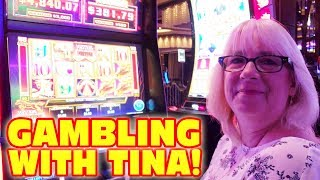 GAMBLING WITH TINA!  ★  TACKLE EVERY BATTLE
