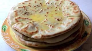 Хычин с мясом! Такого Вы еще не ели!!! \ Кухня Кавказа!