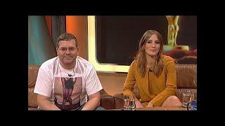 Elton und Jeannine über die Millionärswahl - TV total