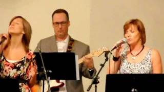 MRCC  Praise Band, July 2011, My Savior My God (Aaron Shust).wmv