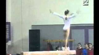 Catalina Ponor (ROM) - 2002 Romanian Nationals EF BB