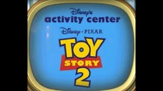 Toy Story 2: Activity Center PC Gameplay