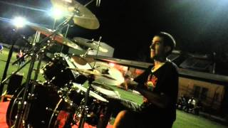 Spiritus Immortalis - Black Wings Of Death (Drum Cam)