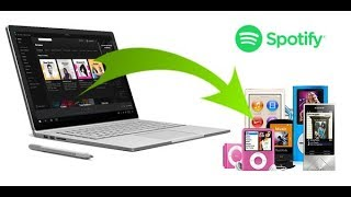Download,Sync and Play Spotify Songs on iPod Nano/Classic/Shuffle