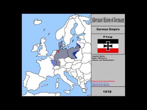 Alternate History of the German Empire