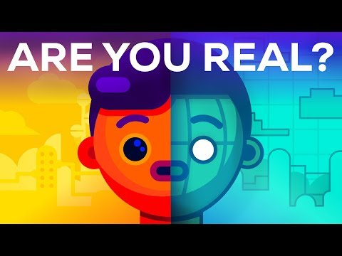 Thumbnail: Is Reality Real? The Simulation Argument