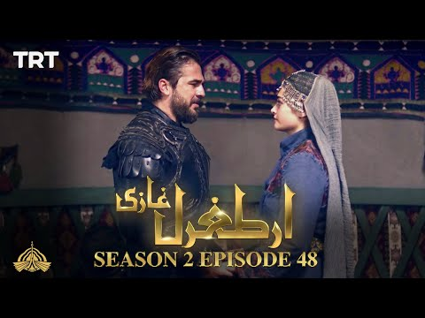 Ertugrul Ghazi Urdu | Episode 48| Season 2