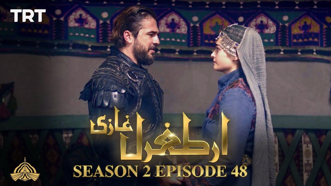 Ertugrul Ghazi Urdu - S02E48