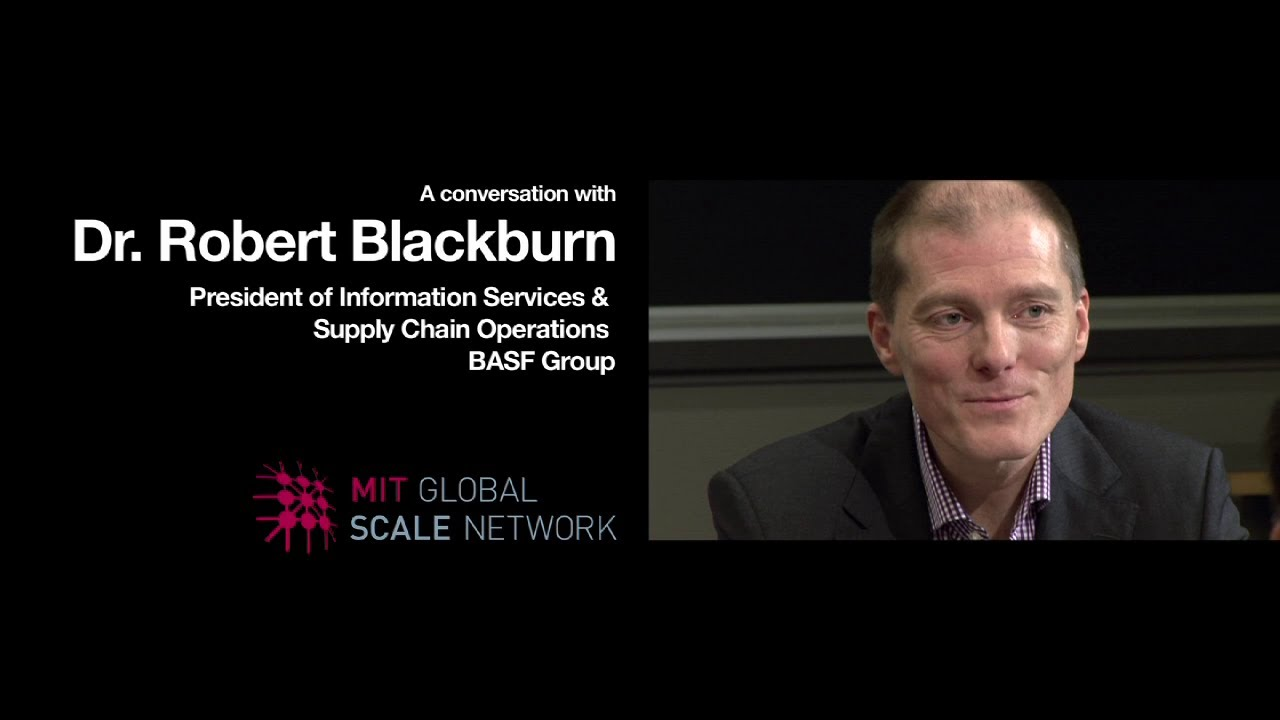 A Conversation with Dr. Robert Blackburn, BASF Group - YouTube