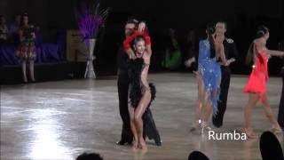 IGB Pro Latin dance competition 2016 Timea Potys & Zsolt Katona