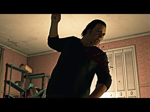 Detroit: Become Human - Alice Kills Todd // Stormy Night