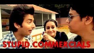 Stupid Indian TV Commercials - Sanyam & Saurav Ep 5