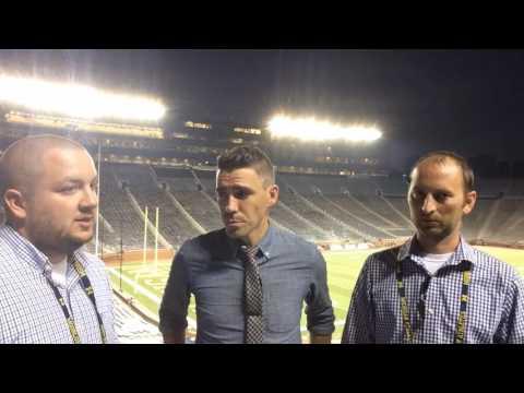 Watch Mlive writers break down Michigan's comeback vs. Colorado