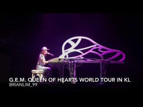 【自弹自唱】 Someday I'll Fly + Ali Ah Kao dan Muthu - G.E.M. 邓紫棋 Queen of Hearts 世界巡回演唱�马来西亚站