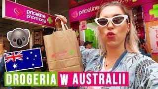 ♦ Jak wygląda drogeria w Australii?  Makijaż + pielęgnacja ♦ Agnieszka Grzelak Beauty