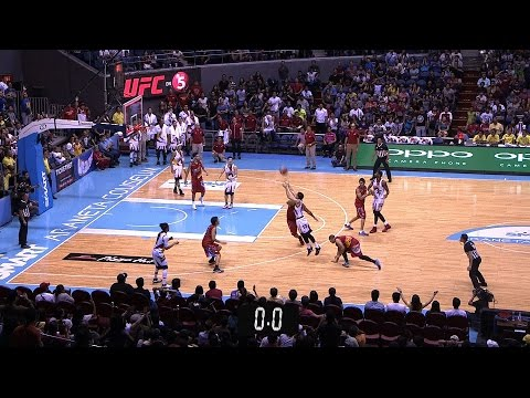 Lassiter For The Win? | PBA Commissioner's Cup 2016