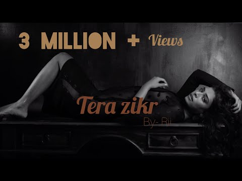 TERA ZIKR | RII | Ft. Shruti Sinha & Gaurav Alugh ( Female cover ) |Darshan Raval