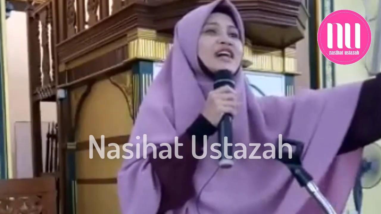 Ceramah Terbaik Ustazah Asma Harun ~ Rugi Kalau Tak Tonton