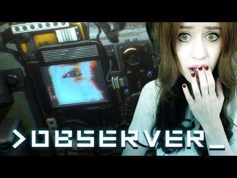 OBSERVER #04 - Was ist ein Mensch wert? ● Let's Play Observer