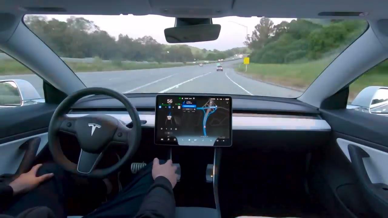 Full Self Driving Youtube