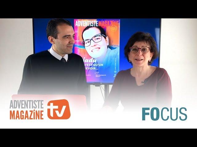 Lancement du n°18 d'Adventiste Magazine -  Janvier/février/mars 2019! Focus - AM TV