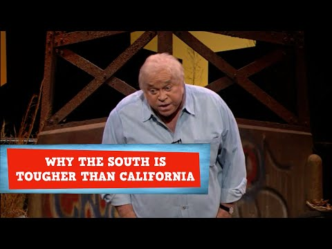 Why The South is Tougher Than California | James Gregory