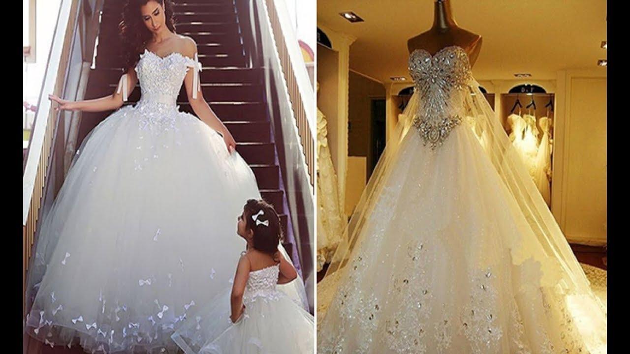 053030356 Os Top 10 vestidos de noiva mais caros do Planeta - YouTube