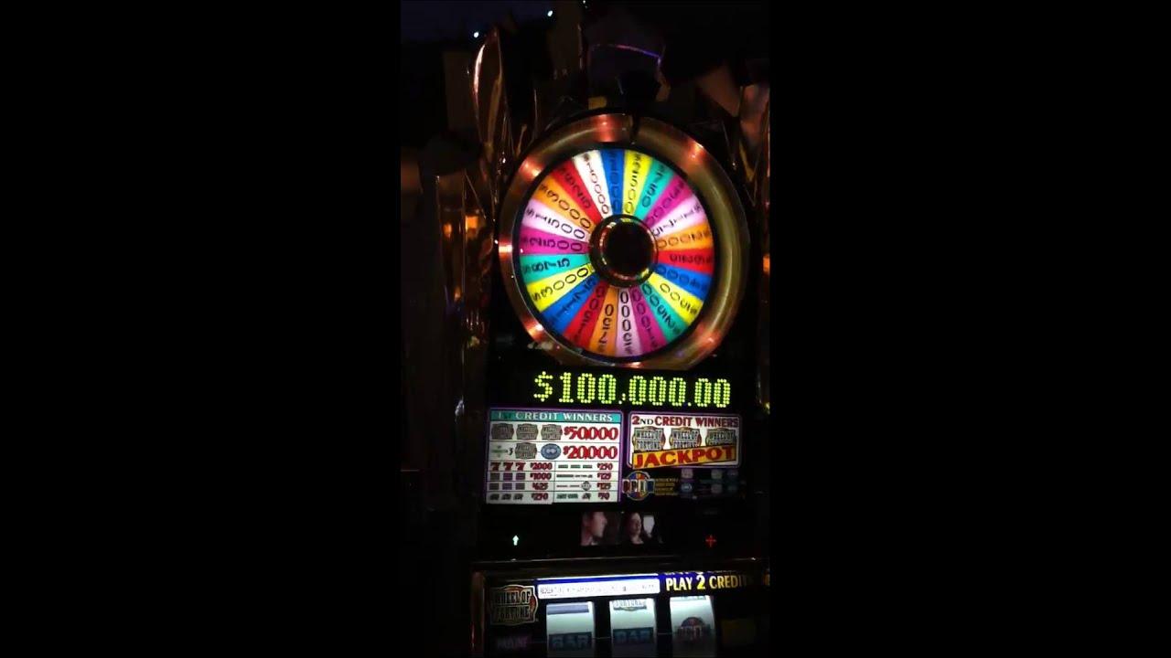 Wheel Of Fortune Slot Machine 25 Spin Mohegan Sun Youtube