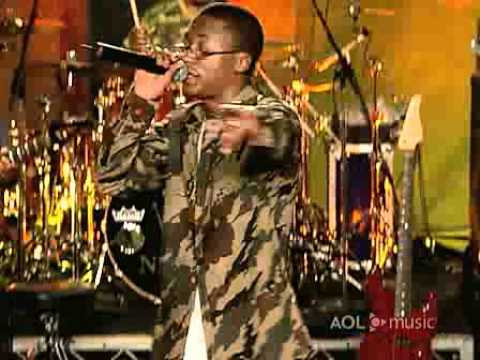 Lupe Fiasco - Daydreamin' (AOL Sessions)