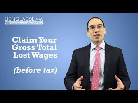 Can I Claim Lost Wages after a Car Accident?