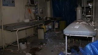 جميع مستشفيات حلب الشرقية تضررت في 23 هجوماً منذ منتصف يوليو/تموز