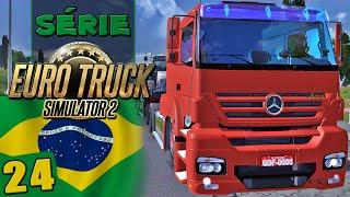 Euro Truck 2 Brasil - Viagem para Santa Catarina