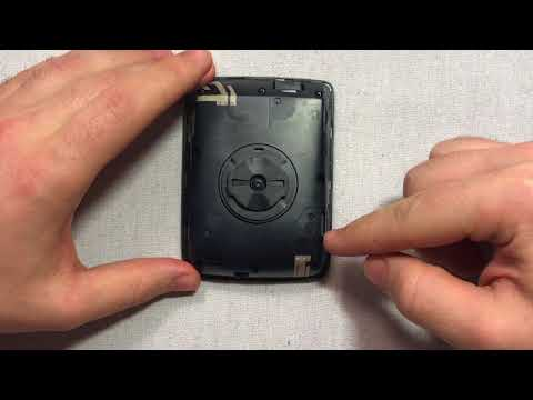Hammerhead Karoo  SIM Card Installation