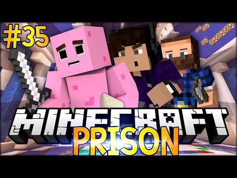 Minecraft : Prison Episode 35 - BEAUTIFUL PLOTS EVERYWHERE!