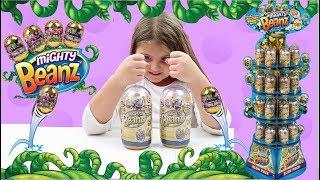 Download Lagu Mighty Beanz ULTRA RARE Golden Slam Packs Find Your Golden Beanstalk mp3