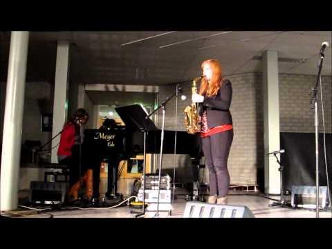 Kyteman - Sorry Cover op Alt saxofoon
