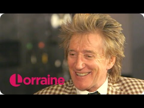 Rod Stewart On Why He'll Never Retire | Lorraine