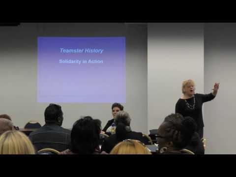 Teamster History Presentation
