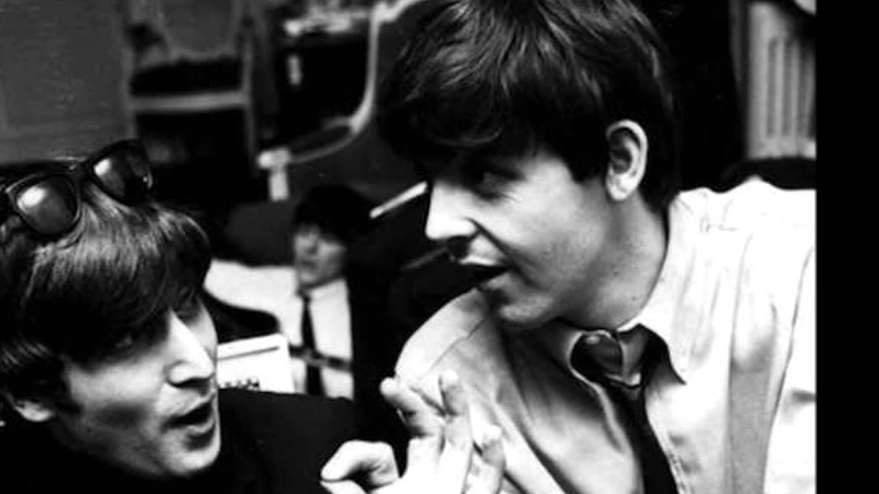John Lennon And Paul McCartney Youre My Best Friend