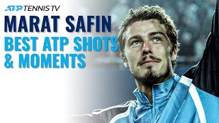 Marat Safin: Best ATP Shots & Moments of Brilliance!