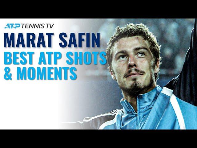 Marat Safin: Best ATP Shots & Moments of Brilliance!
