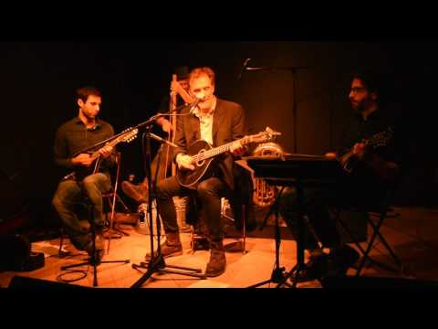 "Upper York Mandolin Trio ""Hang On"" @ The Burdock-Video Richard Sugarman"