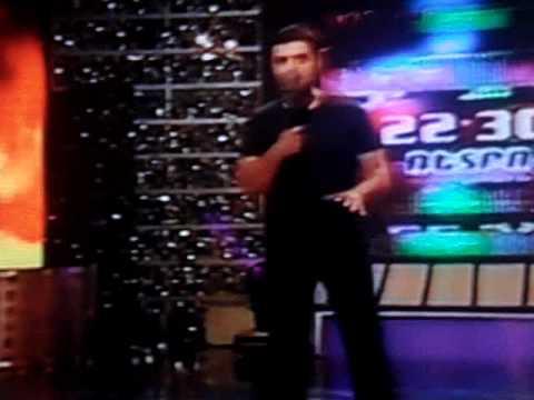 MISTER X Armenian -The Show Must Go On