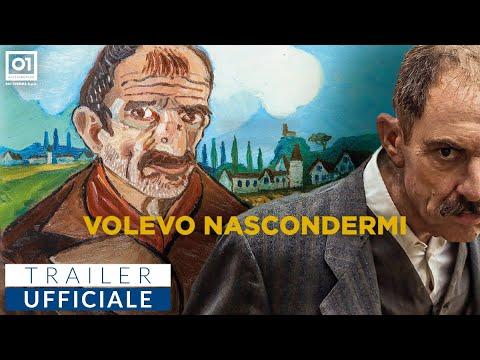 VOLEVO NASCONDERMI di Giorgio Diritti (2020) - Trailer Ufficiale HD