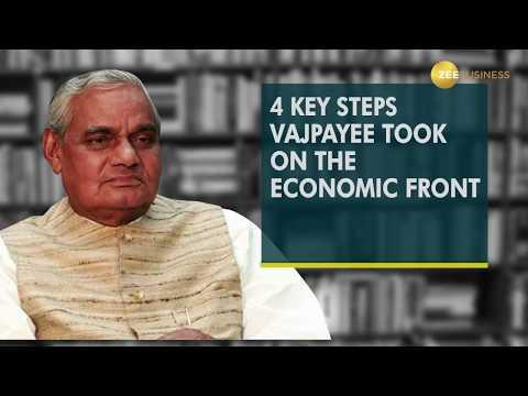 How Atal Bihari Vajpayee shaped India's economy today thumbnail