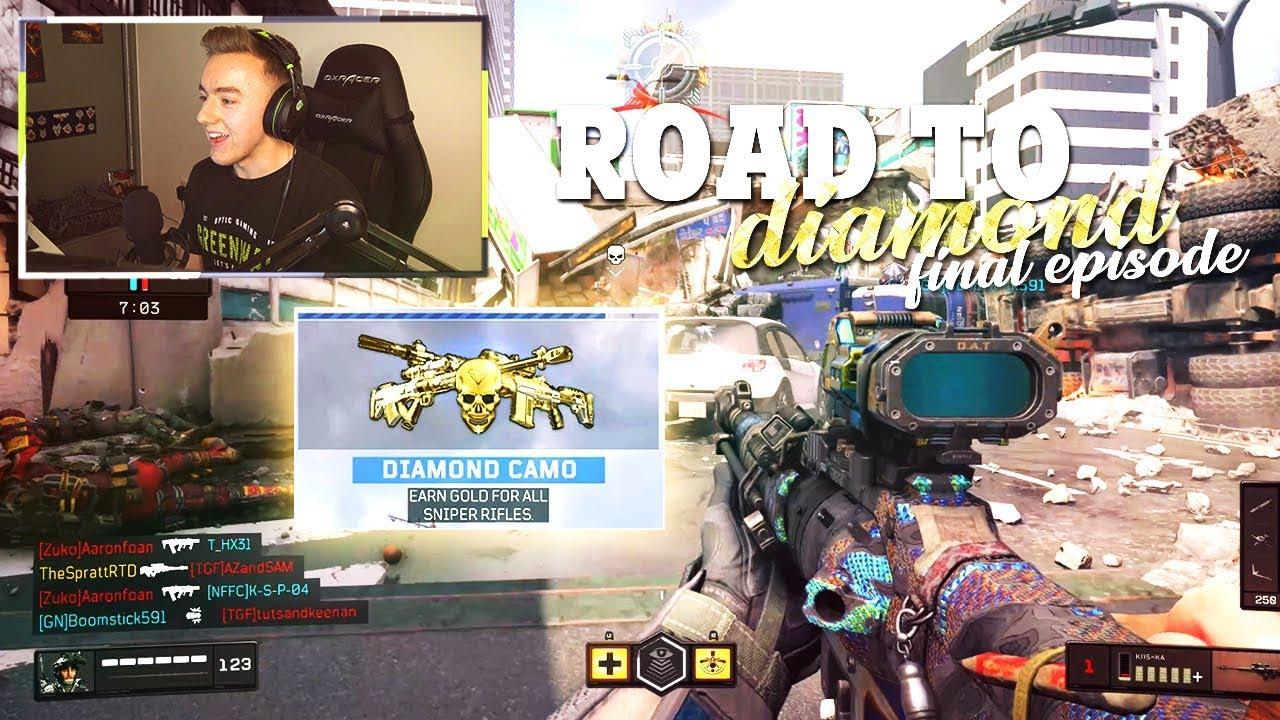 BO4 Road to Diamond - FINAL EPISODE!!